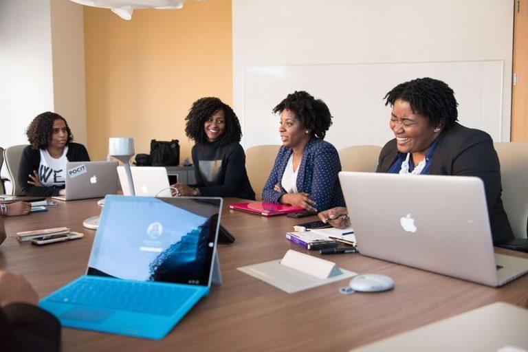 Engaging Staff Meeting