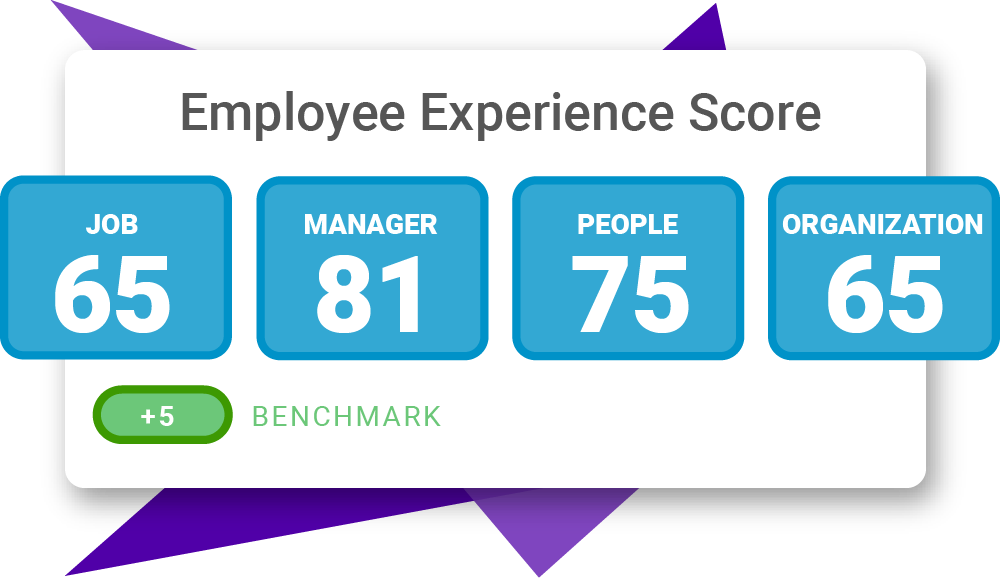 Employee Experience Score